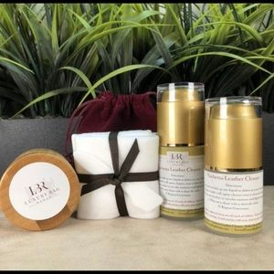 Accessories - Vachetta Leather Care Products Bundle